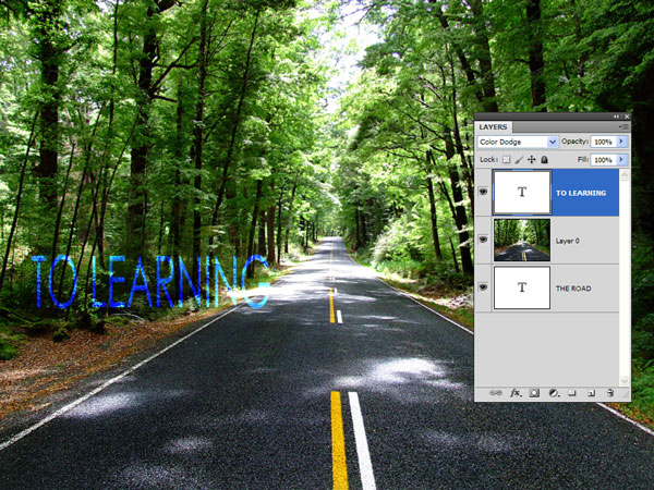 Знакомство со слоями в Photoshop
