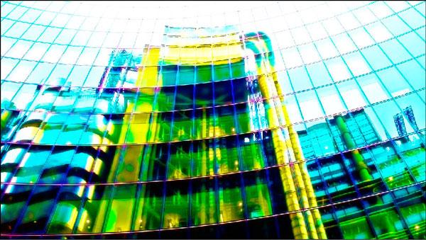 Создаем эффект радуги на фото