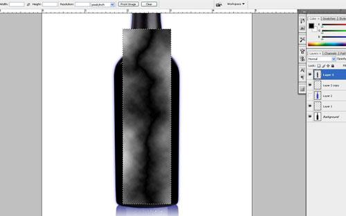 Как поместить молнию в бутылку
