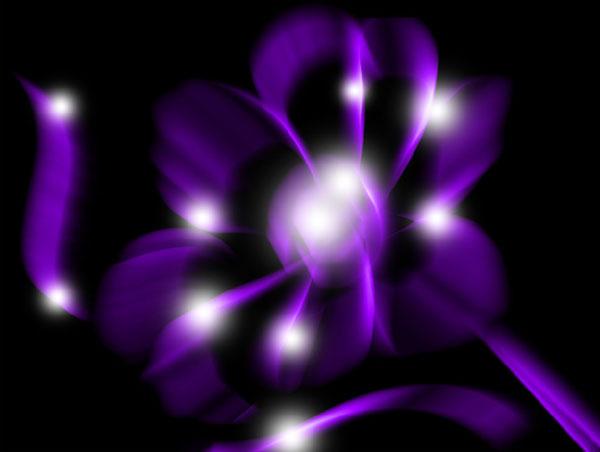 Абстрактная картинка из фотографии