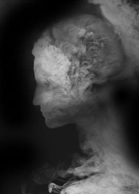 Создание изображения фигуры из дыма в Photoshop
