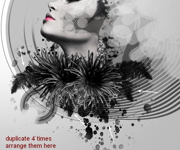 Создание абстрактной фотографии «Несовершенство»