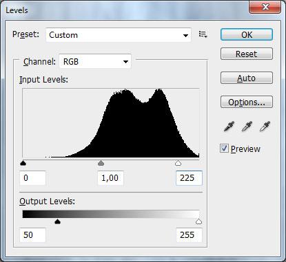 Как создать ледяной текстовый эффект из компьютерной игры Lich King (Часть 1)
