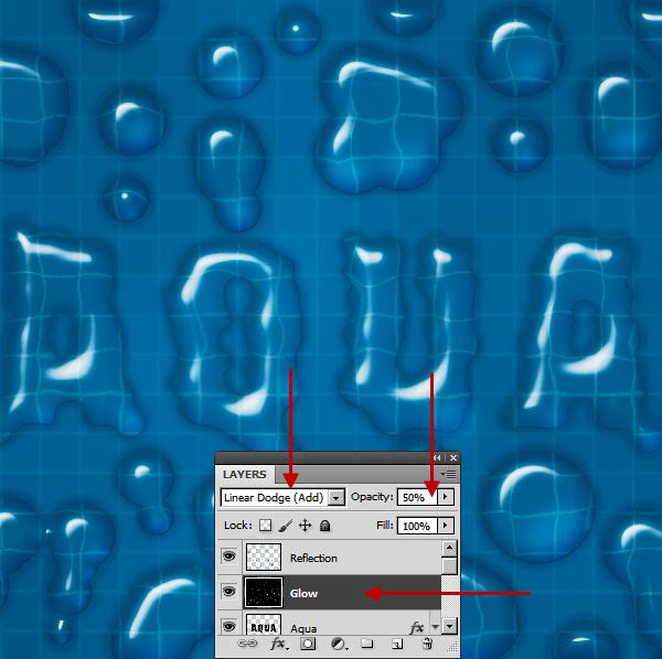 Создаем эффект капель воды в Photoshop