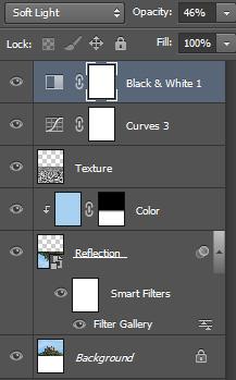 Как создать реалистичный эффект отражения в воде в Photoshop
