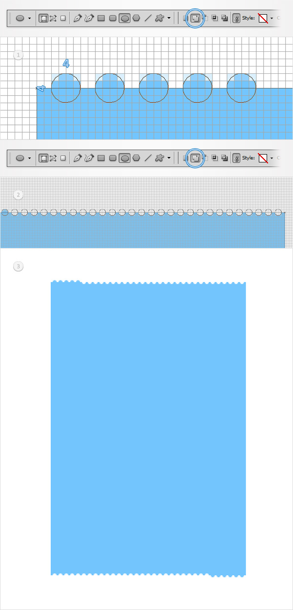 Создание бумажного чека в Adobe Photoshop