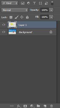 Использование режимов смешивания в Photoshop