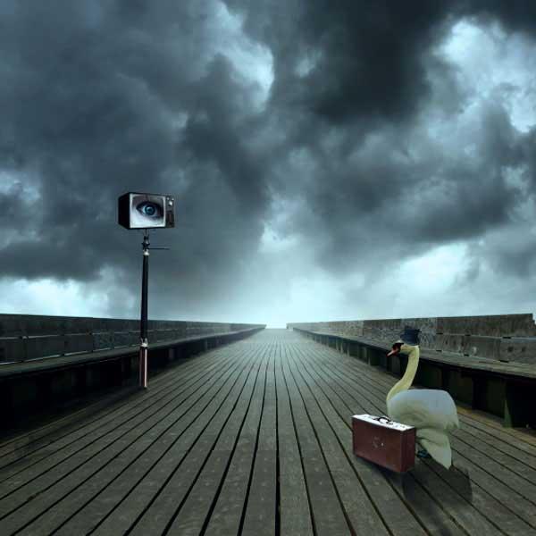 Создание мрачной волнующей фантазийной фотографии (Часть 2)