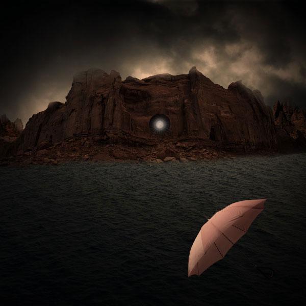Концептуальная сюрреалистическая обработка фотографии (Часть 2)