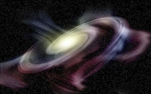 Как создать удивительную картинку космоса (Часть 2)
