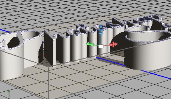 Винтажный 3D текстовый эффект в Photoshop CS6