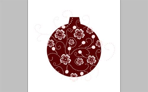 Создание собственных рождественских шаров