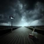 Создание мрачной волнующей фантазийной фотографии (Часть 1)
