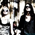 Создание модного эффекта контрастной фотографииq