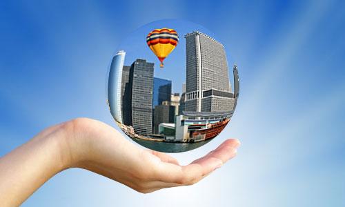 Создание изображения: возьмите свой город