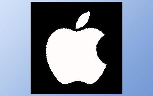 Редизайн логотипа Apple Macintosh