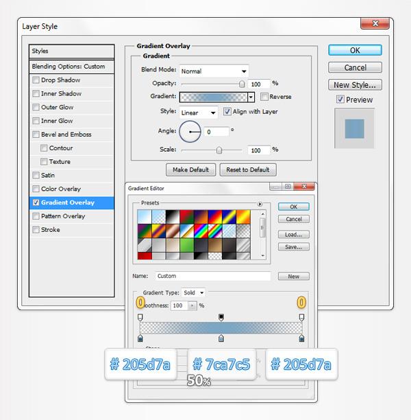 Создаем простую таблицу цен в Adobe Photoshop