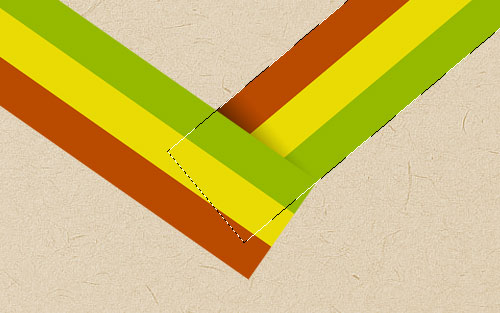 Дизайн ленты в ретро стиле