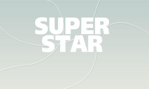 Логотип суперзвезды